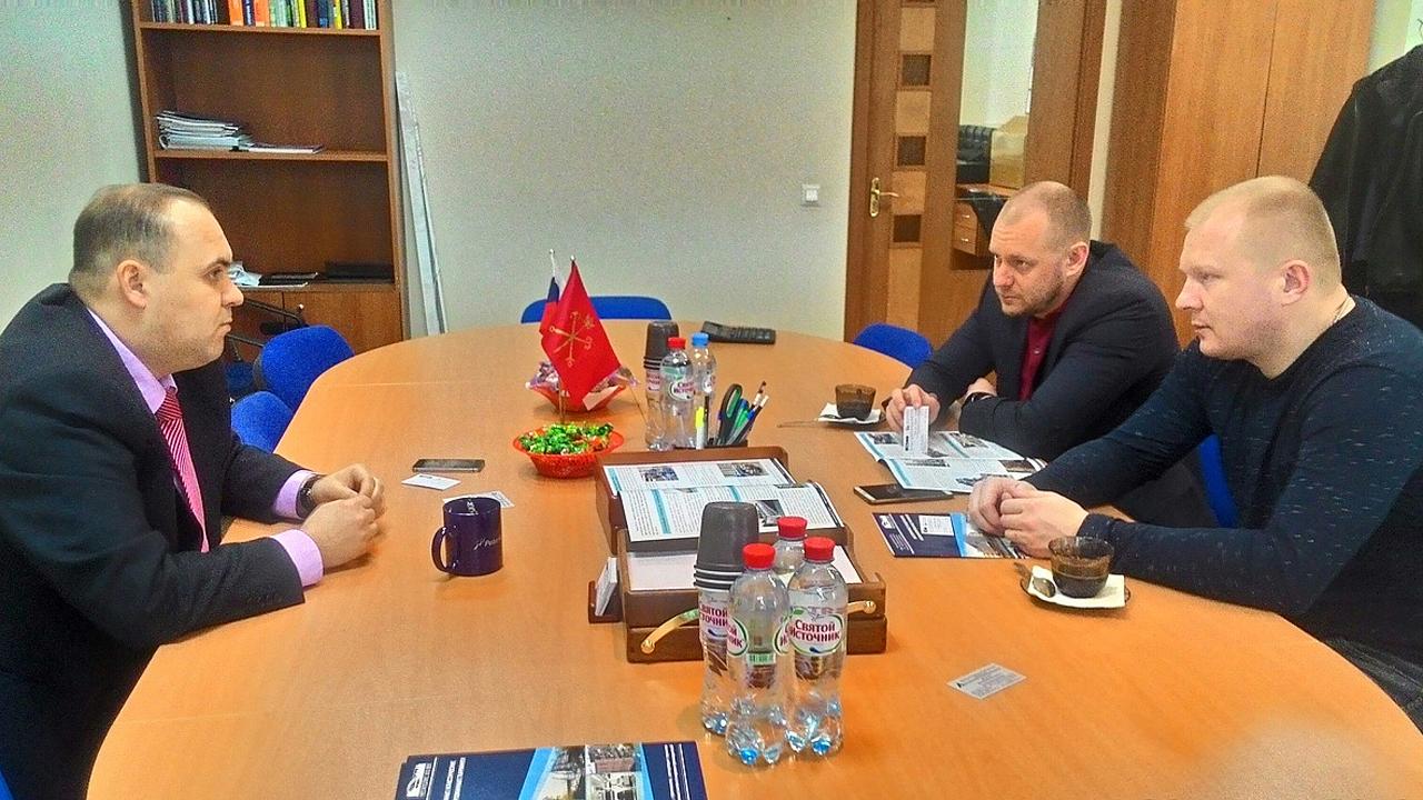 Переговоры с белорусским производителем роторных парковок