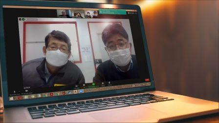Виртуальная встреча с корейскими производителями парковочного оборудования