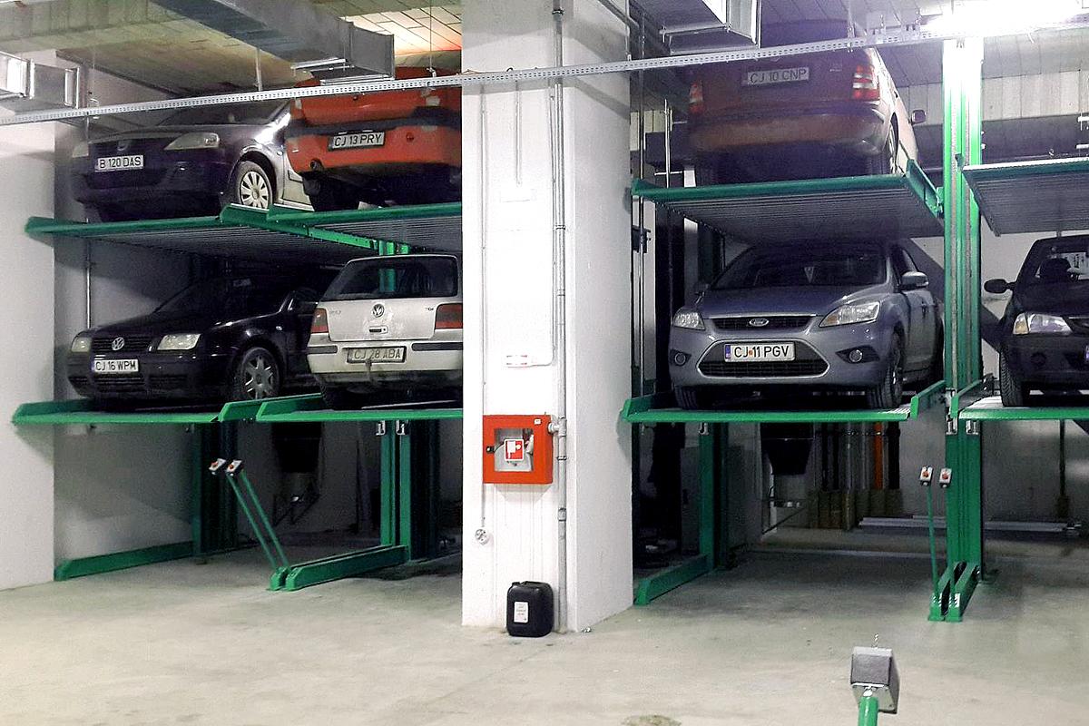 Турецкие зависимые парковки