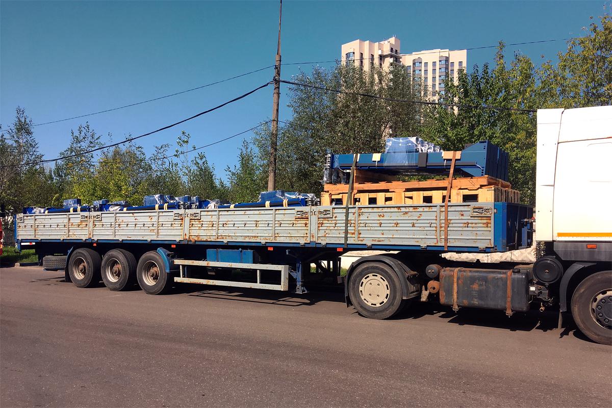Парковочные подъёмники MehPark доставлены в Москву