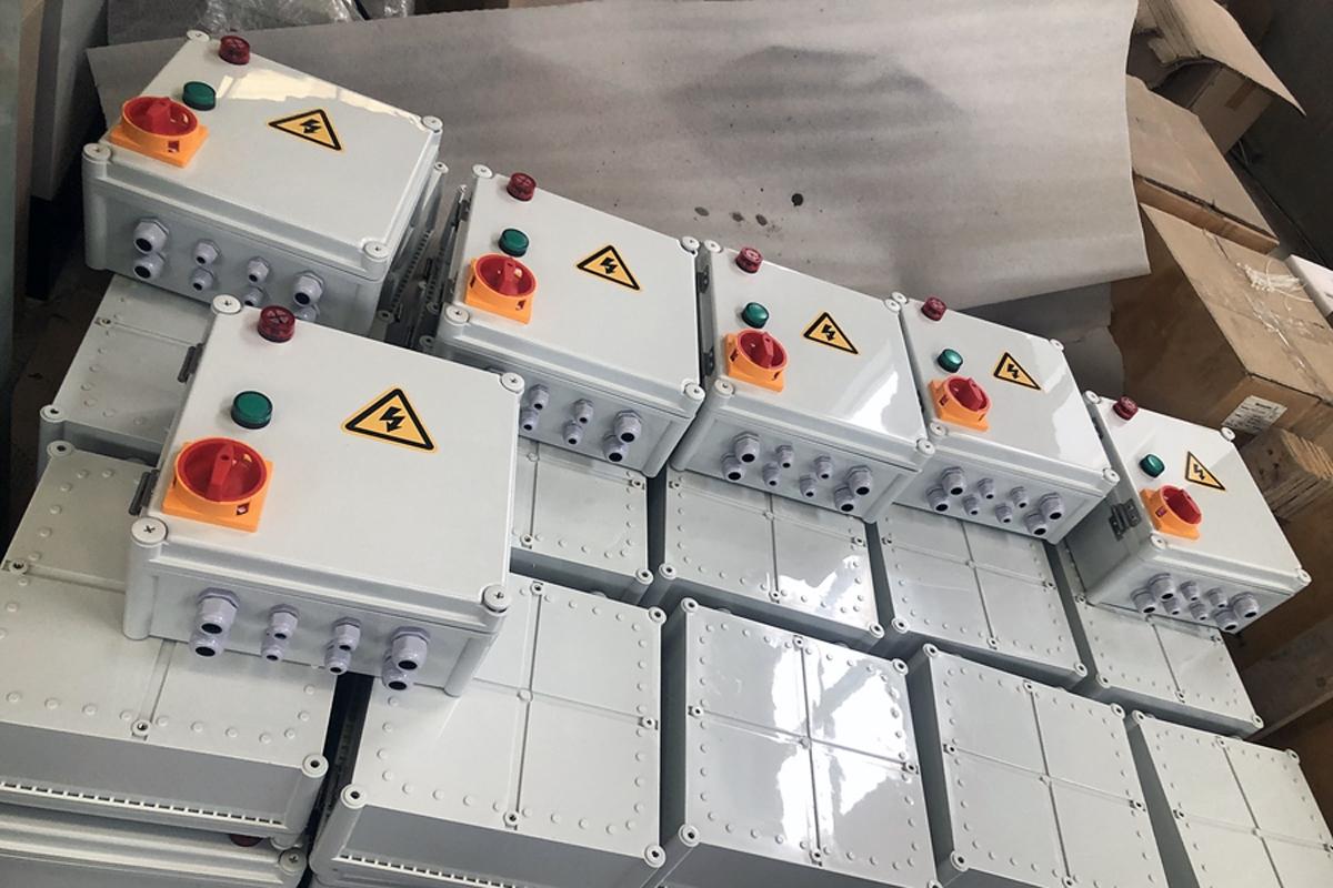 Блоки управления для подъёмников