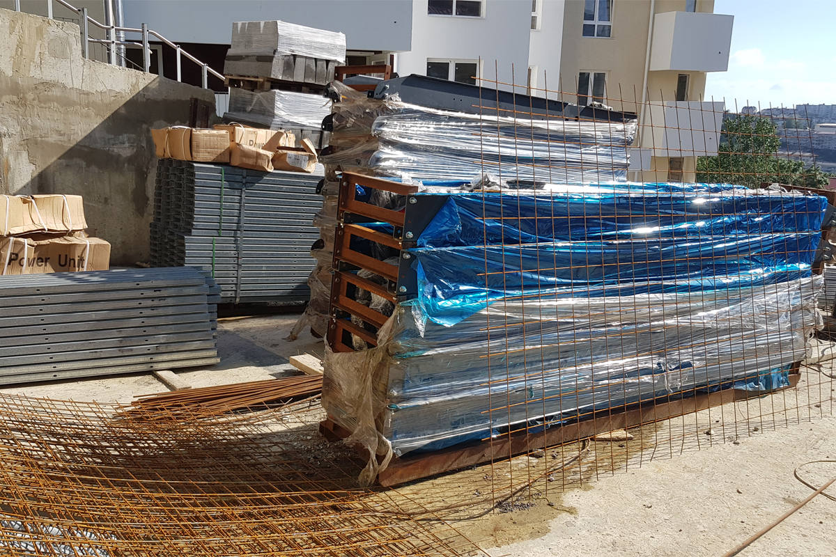 Парковочные подъёмники для уличной стоянки в Сочи