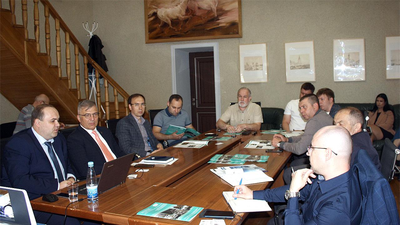 Встреча в ТПП Татарстана